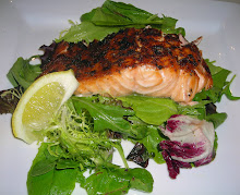 Cajun-style Salmon