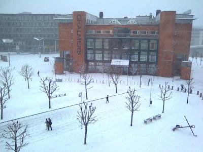 Nieve en Lindholmen