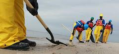 Comienzan a perforar pozo de emergencia en el Golfo de México