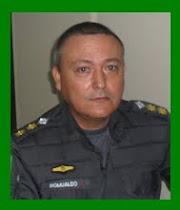 TENENTE CORONEL PM ROMUALDO DE FARIAS