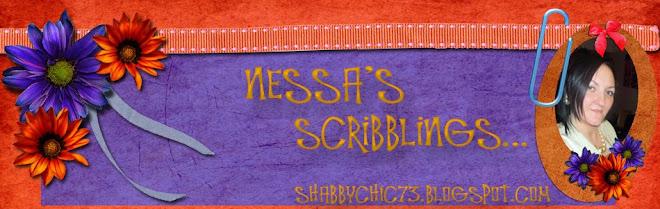 Nessa's scribblings