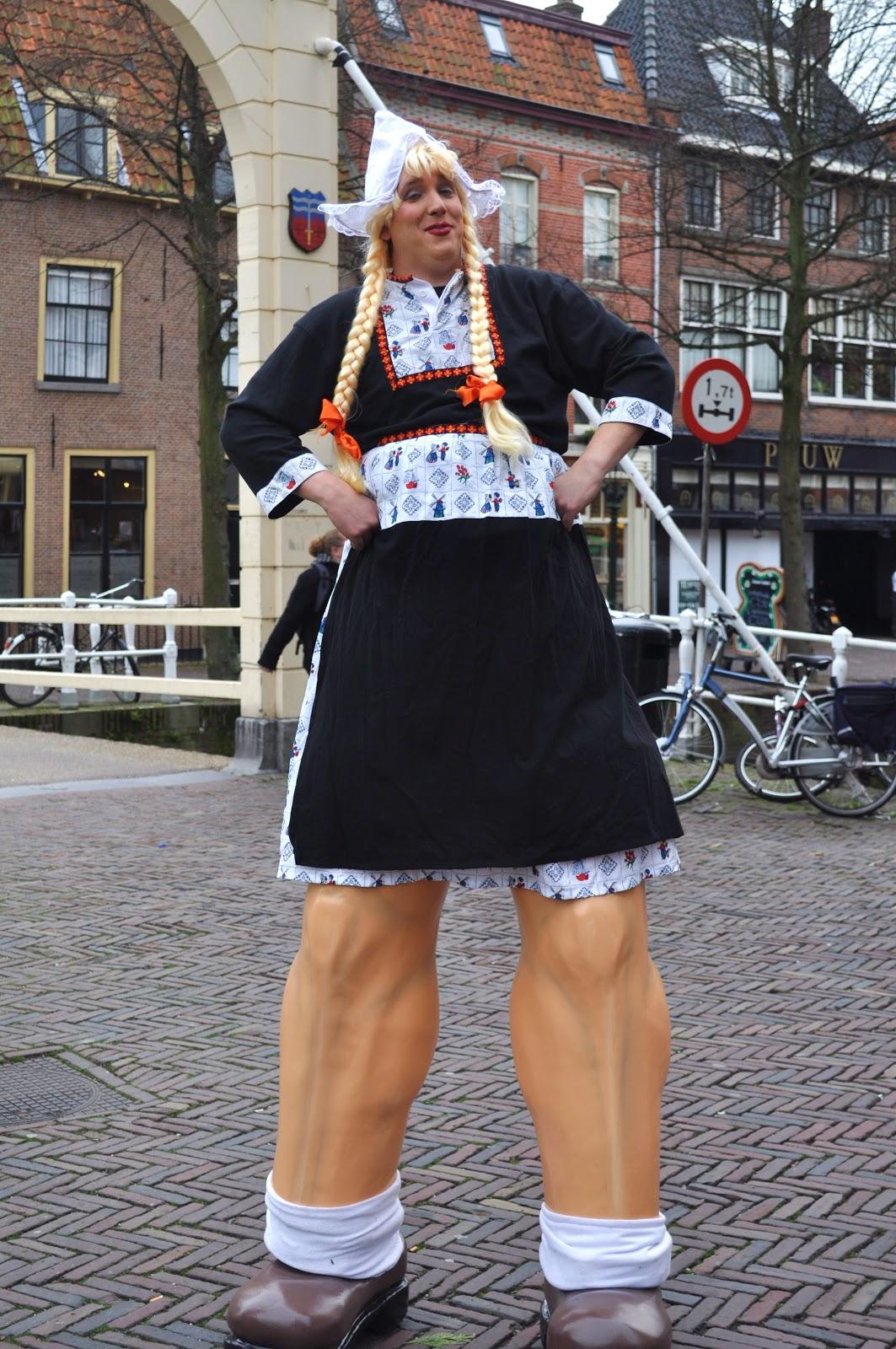 Dutch mature party