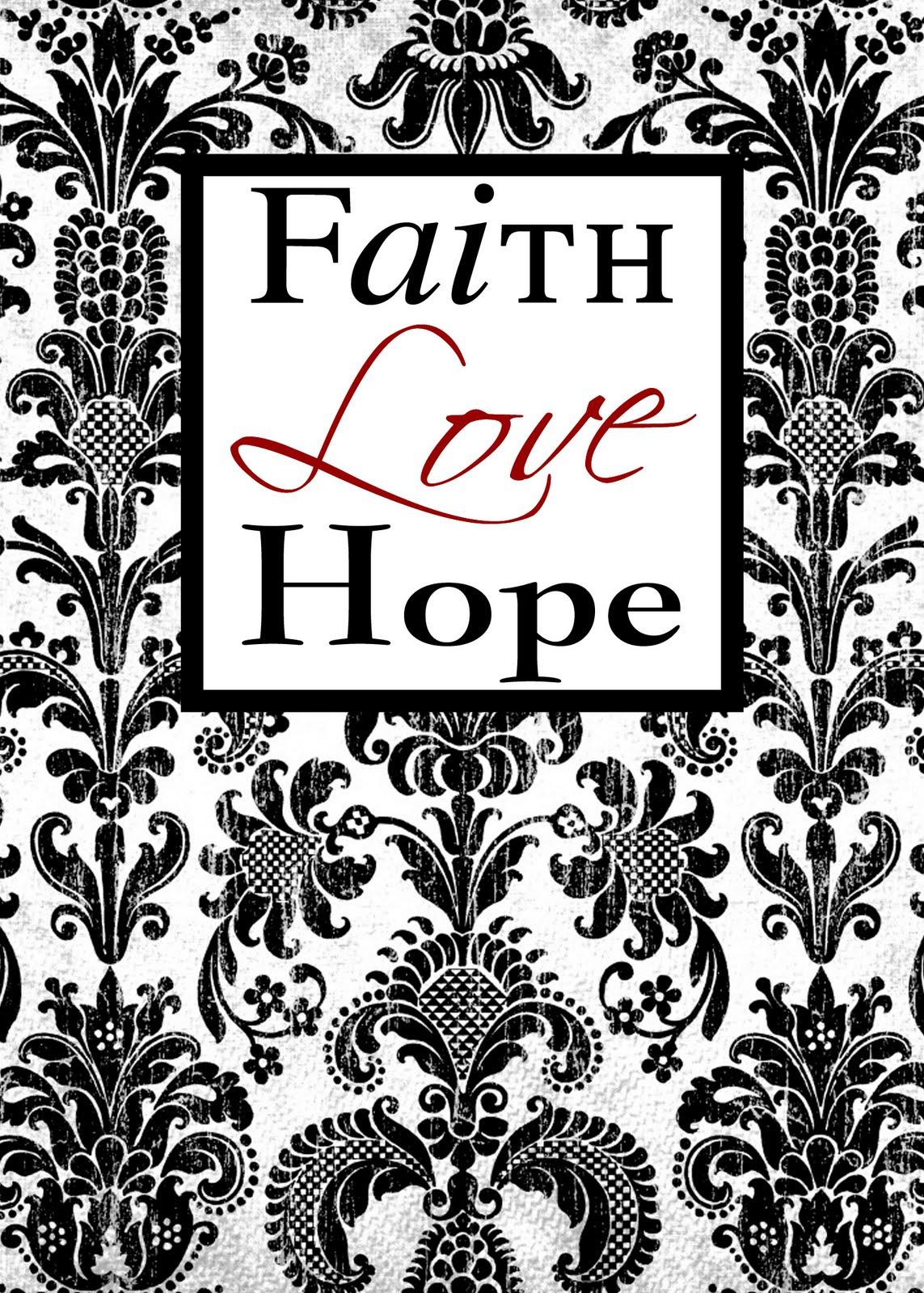 357 - Faith