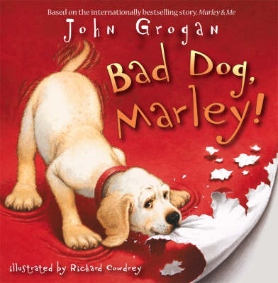 marley and me book cover. Reading Marley#39;s story made me