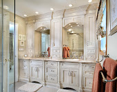 Understated Master Bath