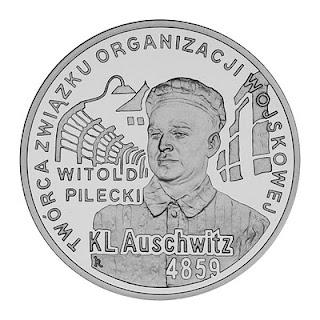 rewers 10 pln Auschwitz
