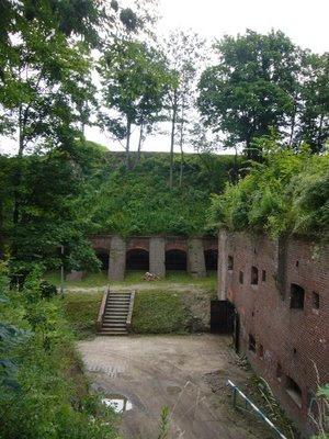 grodzisko gdańsk forty