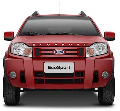 Fotos e preço do Novo Ford EcoSport 2011