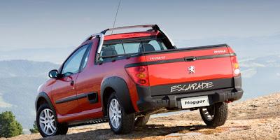 Picape Peugeot Hoggar