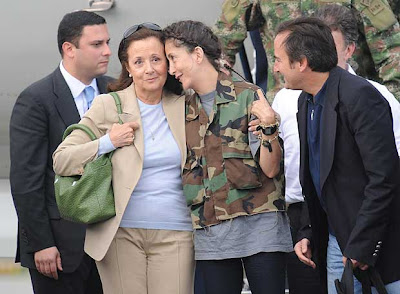 Video Violacion Ingrid Betancourt Por Farc HOT! ingridllegada