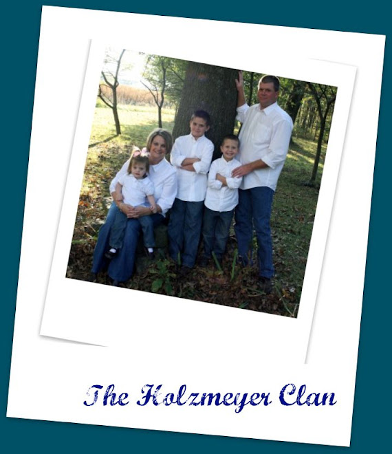 The Holzmeyer Family