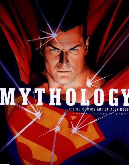 Supergirl Comic Box Commentary: Mythology: The Art Of Alex