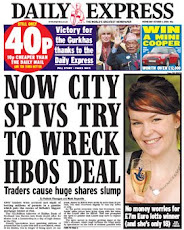 UK Press fakes reality! And they idiotically blame a few, they call the spivs!