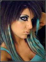 coupe de cheveux emo