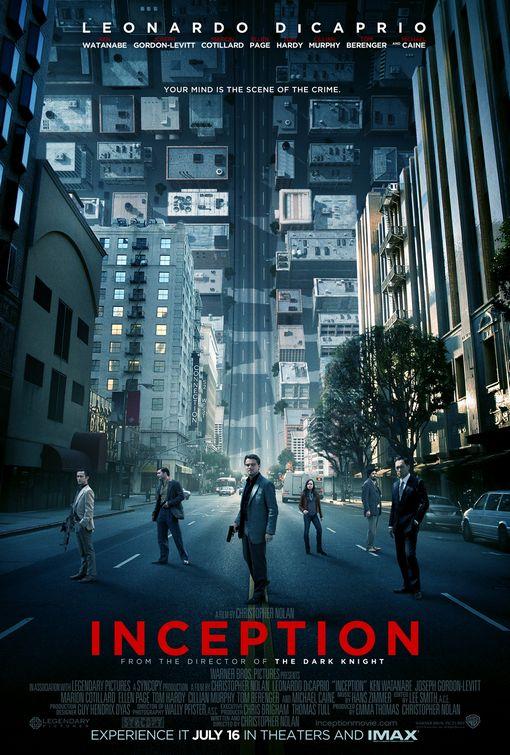 inception+new+poster dans Librairie / vidéothèque