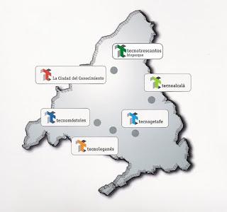 red de Parques Científico-tecnológicos