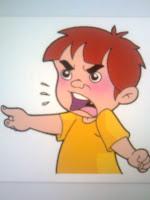 ekspresi anak