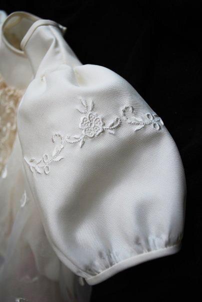 Sew Beautiful Blog: Alana\'s Christening Gown