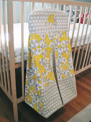 How to Make a Diaper Stacker | eHow