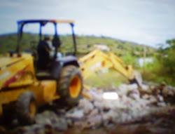 CONSTRUCCION DE LA CASA COMUAL