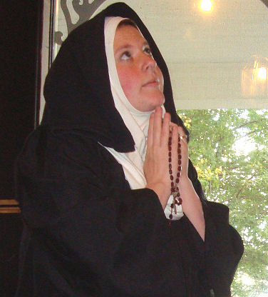 How to make a nun costume and because im not really that cute check out this picture solutioingenieria Image collections