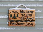 Reserve your next family or group gathering at Pine Stone Lodge!