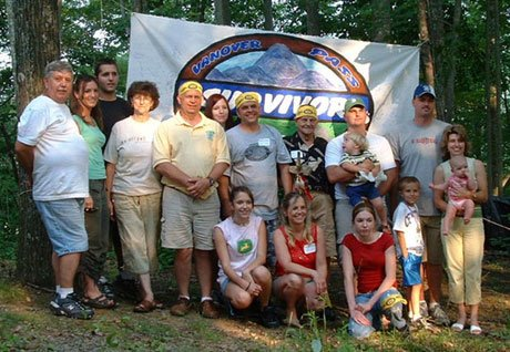 2005 Reunion Breaks Virginia