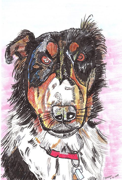 Calum, A Dog's Dog