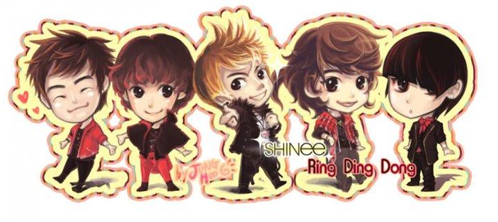 Hình manga của các nhóm nhạc Hàn Shinee+rdd+chibi...+%3DD
