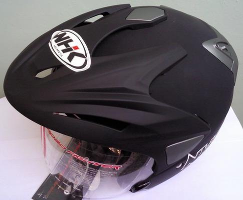 Jualjakethelmblogspot Helm NHK Predator Solid N02