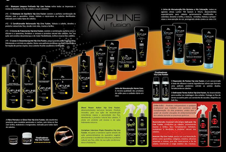 Produtos Vip Line.
