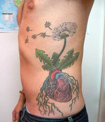 Wicked Plants ( and Tattoos) the Dark Side of Horticulture