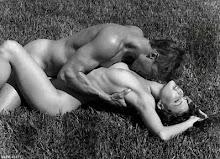 La pasión de nuestro cuerpos encontrados.