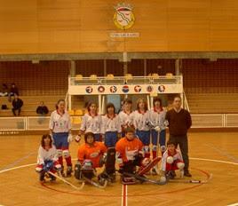 Infantis F.C.A. 2009/2010