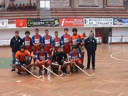 Juvenis do F.C.A. - 2008/2009