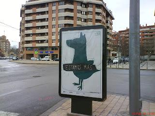 cartel Huesca