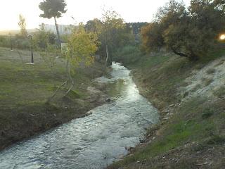 río Huerva fuente de la junquera Zaragoza