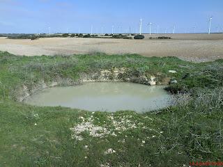 Aljibe a rebosar La Plana de Cadrete