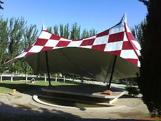 Parque de la Paz Zaragoza