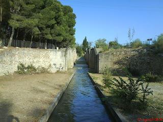 Esclusas de Valdegurriana  Canal Imperial Zaragoza