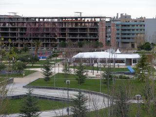 Especulación Parque de Cuarte de Huerva Zaragoza