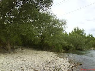 playa nudista naturista Zaragoza