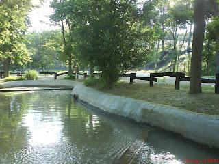 estanque parque grande Zaragoza