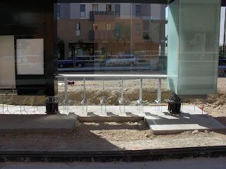 parada tranvía paseo los olvidados de Zaragoza Valdespartera