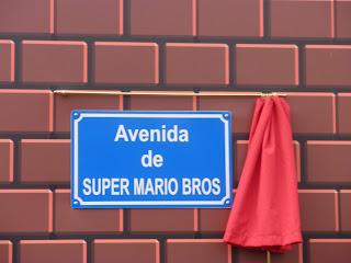 Avenida de Super Mario Bros