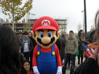 Super Mario Bros Arcosur Zaragoza