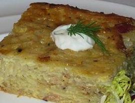 Kitchen Bounty: Kugelis (Potato Pudding)
