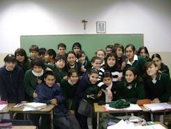 Mis Alumnos de primero A 2007