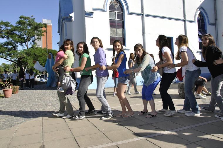 Feria Navideña 2010 en el Colegio Nuestra Señora de Lourdes
