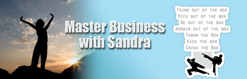 Master Business with Sandra